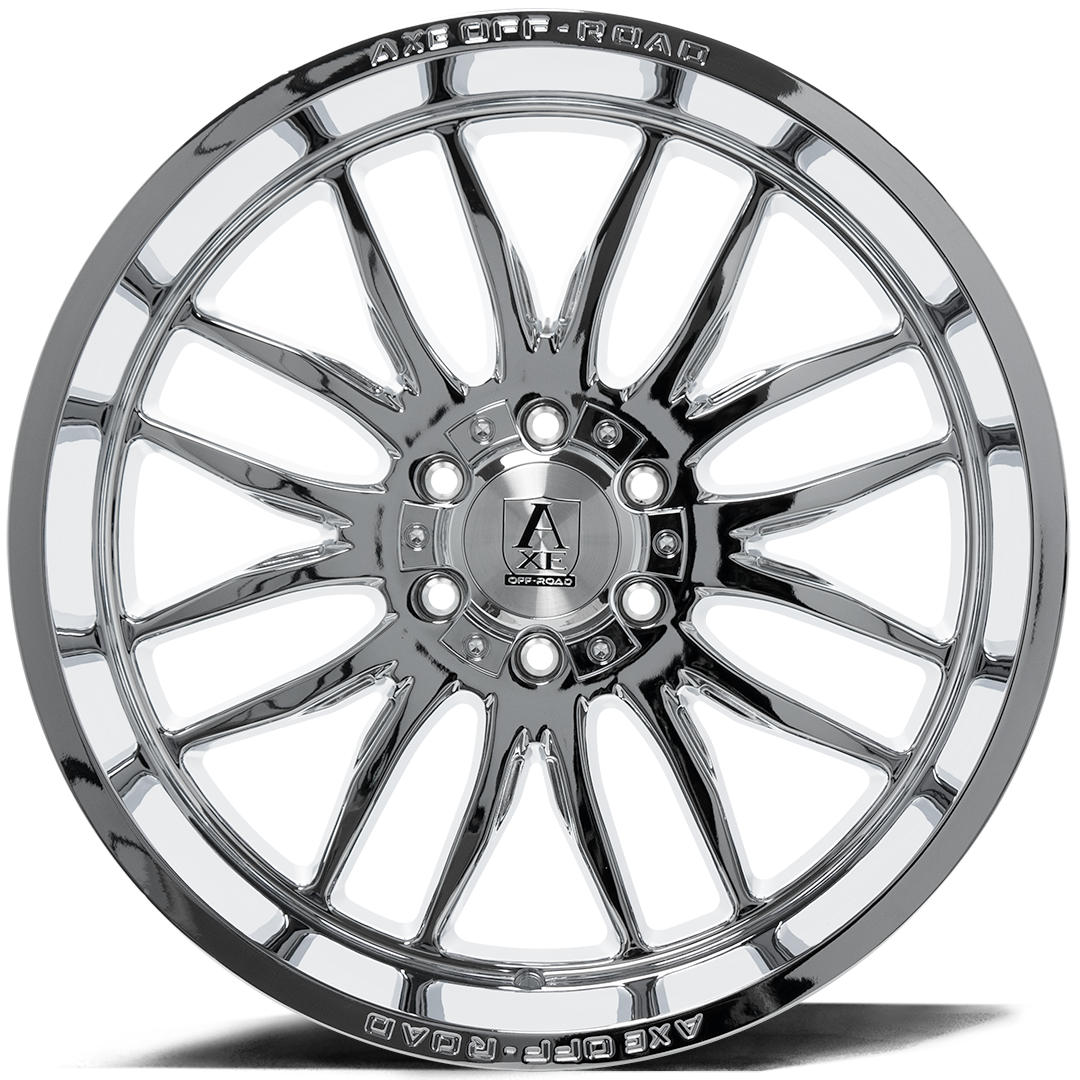 AXE Hades 22x12 -44 5X127/5X139.7 (5X5.5) Chrome