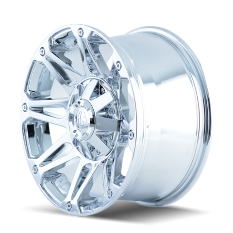 Mayhem 8010 Riot 20x9 -12 6x135/6x139.7(6x5.5) Chrome