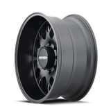 Mayhem 8110 Tripwire 20x9 0 5x150 Black and Milled