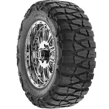 LT315/75R16 E Nitto Mud Grappler BLK SW