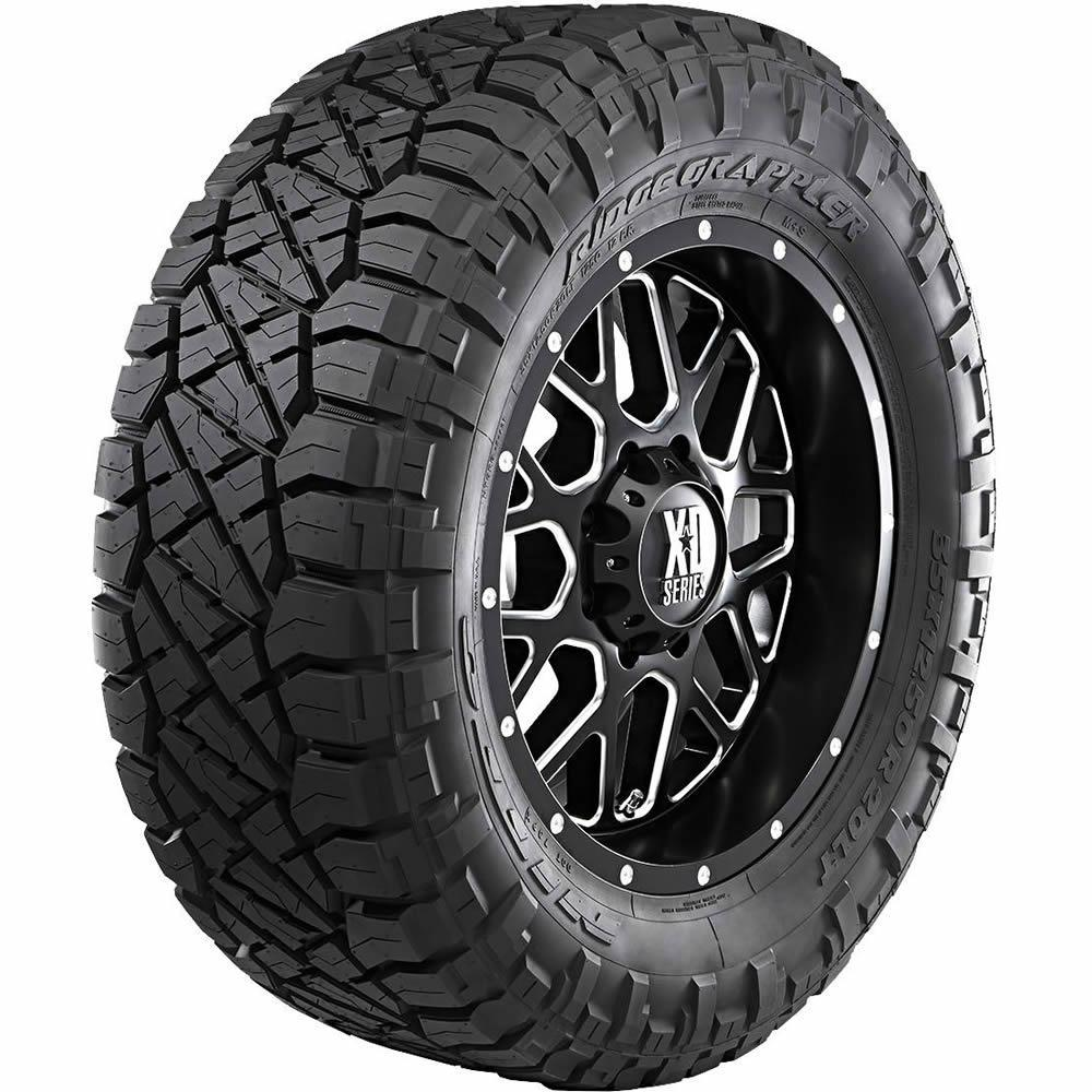 255/70R18 XL Nitto Ridge Grappler BLK SW