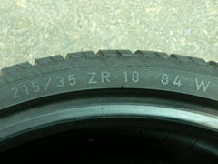 215/35/R18 Used Tires as Low as $50