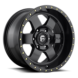 Fuel Podium D618 17x9 -12 6x139.7(6x5.5) Matte Black