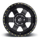Fuel Podium D618 18x9 -12 8x165.1(8x6.5) Matte Black