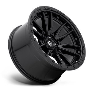Fuel Rebel 6 D679 20x9 1 5x150 Matte Black