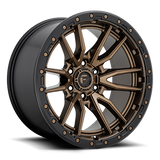 Fuel Rebel 6 D681 20x10 -18 6x135 Black and Bronze