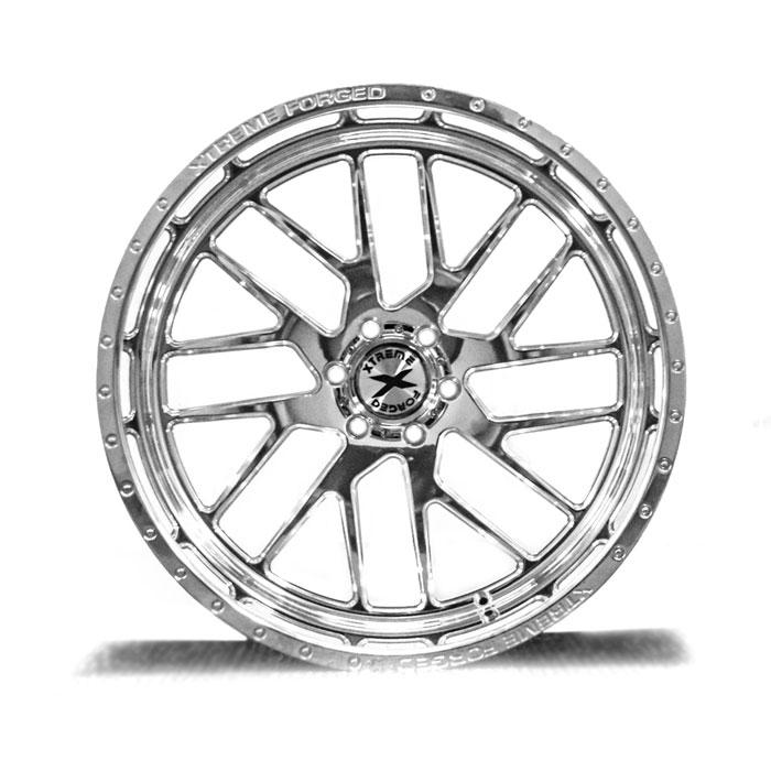 Xtreme Forged 003 24x14 -76 6x139.7 (6x5.5) Polished