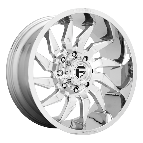 Fuel Saber 20x9 5x150 Chrome 20mm With Toyo 275/55R20 XL Open Country A/T III BSW Packages