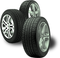 "17"" Used Tires - 30-95% Tread Life - As Low as $35"