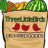 Three Little Birds Delivered Goods