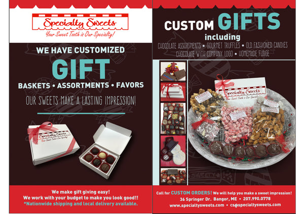 Gift Giving Specialty Sweets Bangor Maine