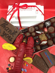 Chocolate Candy Assortment Gift Giving