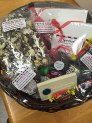 Corporate Gift Basket Customer Christmas Holiday