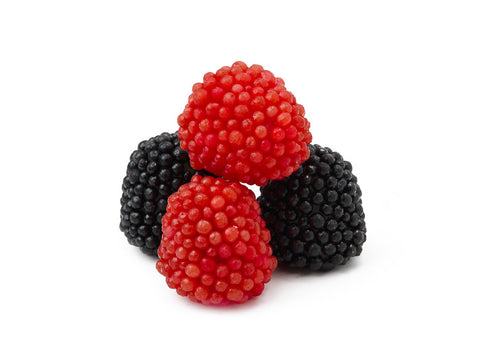 Raspberries and Blackberries Specialty Sweets Bangor Maine