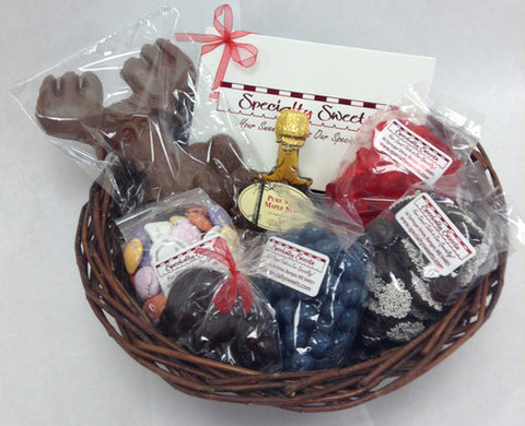State of Maine Gift Basket