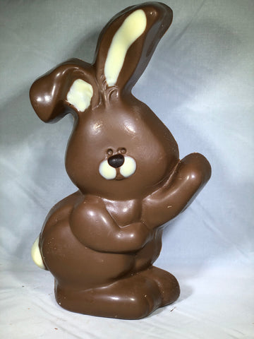Milk chocolate solid chubby bunny Specialty Sweets Bangor Maine