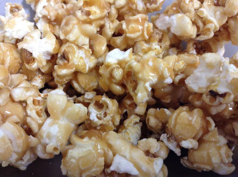 Popcorn Caramel Sea Salt .25lb