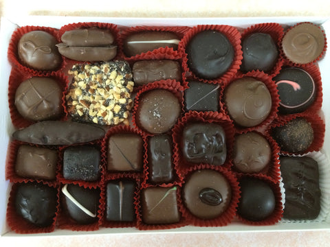 Chocolate Sampler Assortment Specialty Sweets Bangor Maine