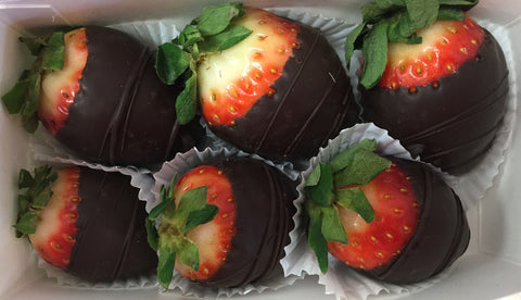 Chocolate Covered Strawberries Specialty Sweets Bangor Maine