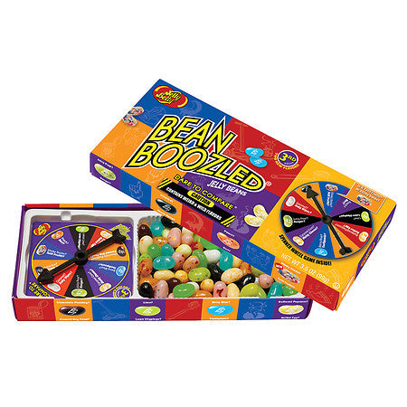 Jelly Belly Bean Boozled Spinner Box