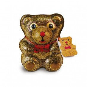 Milk Chocolate Hollow Teddy Bear 3.5oz
