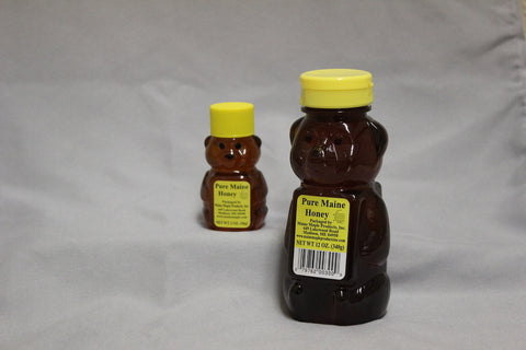 Pure Maine Honey Bear Specialty Sweets Bangor Maine