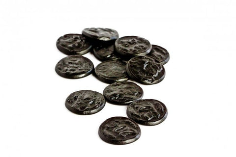 Licorice Money Salt Coins Specialty Sweets Bangor Maine