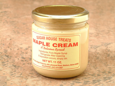 Maple Cream Specialty Sweets Bangor Maine