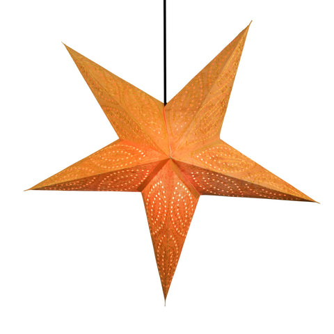 Om Paper Star Lantern - Mangold Moonbeam
