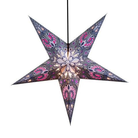 Om Paper Star Lantern - Royal Mornings