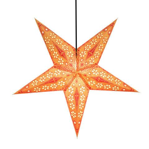 Om Paper Star Lantern - Summer's Day