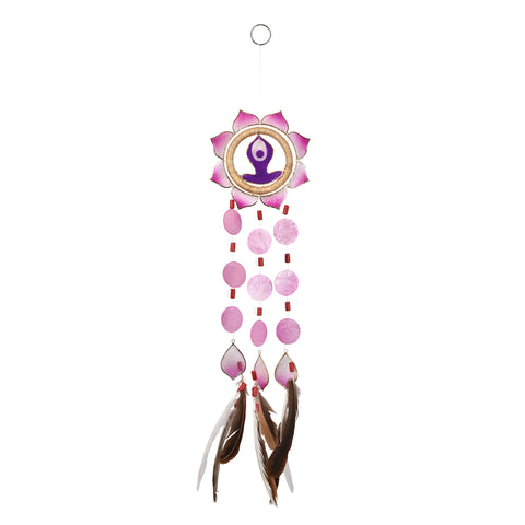 Capiz Dreamcatcher - Yoga