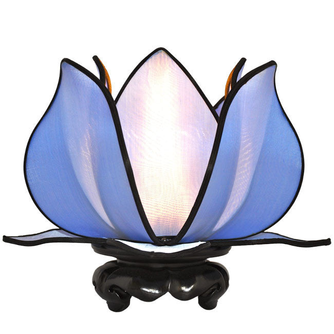 Baby Blooming Lotus Lamp - Sky - Om Gallery