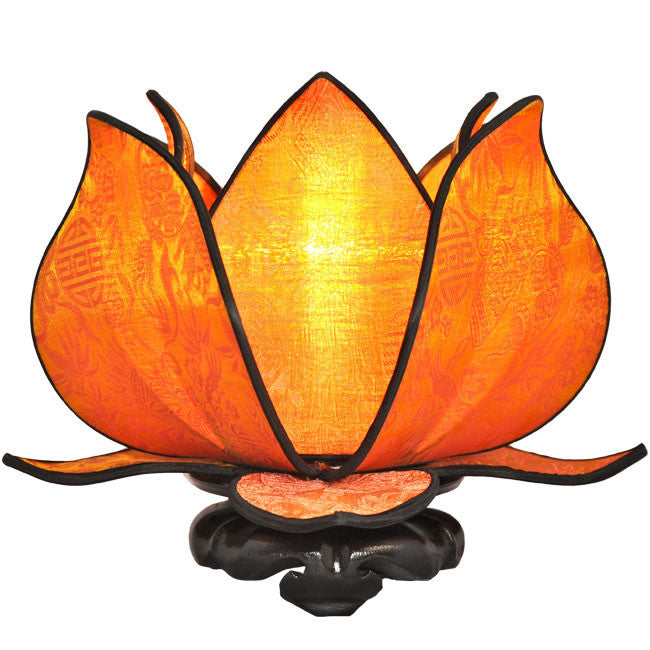 Baby Blooming Lotus Lamp - Sun - Om Gallery