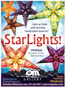 24 Pack StarLights With Electric Kit - Free Shipping
