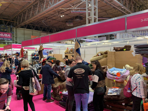 Scruffs® Confirms Double Space at Crufts 2020