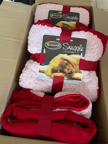 Scruffs® Gives the Gift of Christmas to Animal Re-Homing Centres