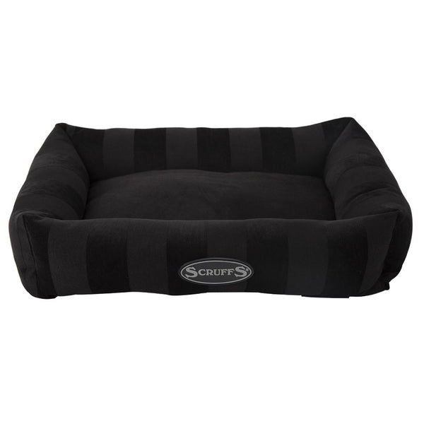 AristoCat Lounger Cat Bed - Black Cat Bed Scruffs®