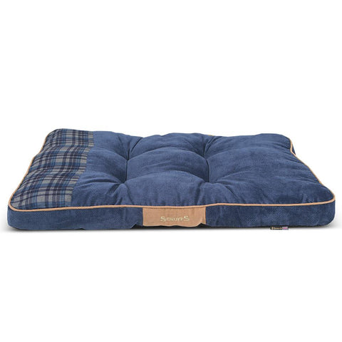 Highland Mattress - Blue Dog Bed Scruffs®