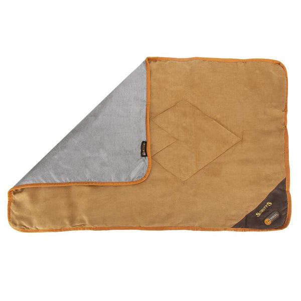 Thermal Blanket - Brown Dog Blanket Scruffs®