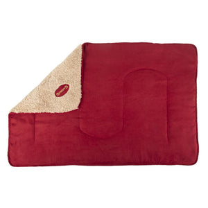 Cosy Dog Blanket - Burgundy Dog Blanket Scruffs®