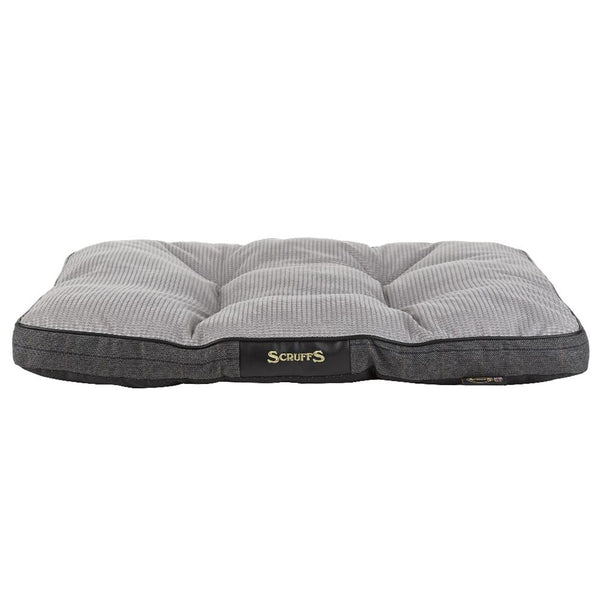 Windsor Dog Mattress - Charcoal Dog Bed Scruffs®