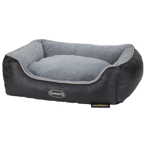 Chateau Box Bed - Dove Dog Bed Scruffs®