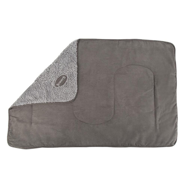Cosy Dog Blanket - Grey Dog Blanket Scruffs®