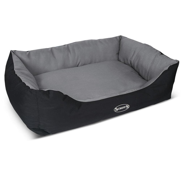 Expedition Box Bed - Graphite Grey Dog Bed Scruffs®
