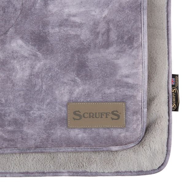 Kensington Blanket - Grey Dog Blanket Scruffs®