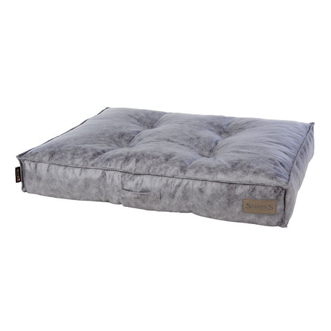 Knightsbridge Mattress - Grey Dog Bed Scruffs®