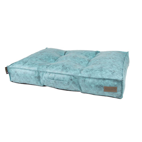 Knightsbridge Mattress - Turquoise Dog Bed Scruffs®