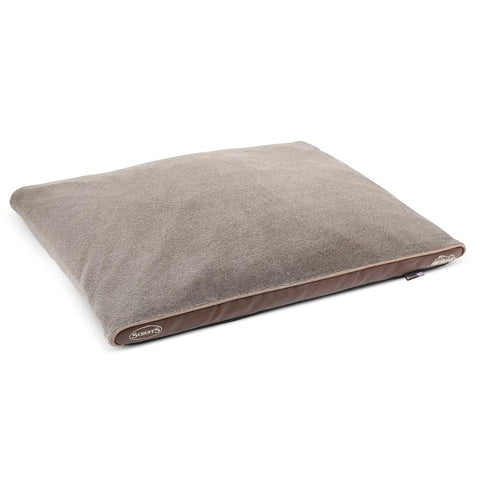Chateau Orthopaedic Dog Mattress - Latte Dog Bed Scruffs®