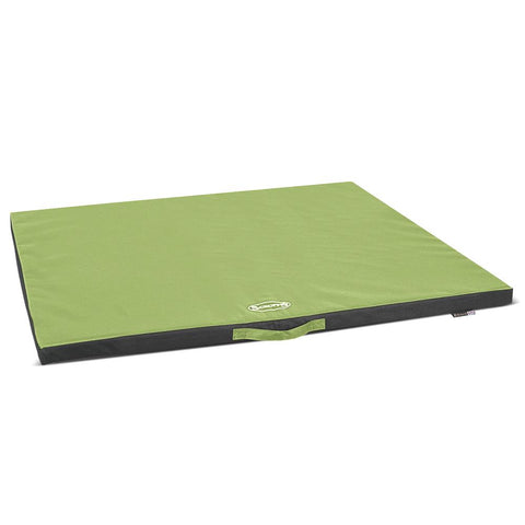 Expedition Crate Mat - Lime Green Dog Crate Mat Scruffs®